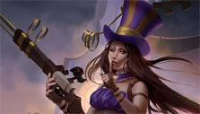 Caitlyn in League of Legends