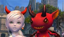Pets in Aion