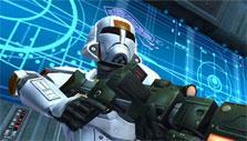 Republic Trooper in Star Wars: The Old Republic
