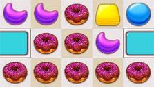 Donuts Level in Cookie Jam