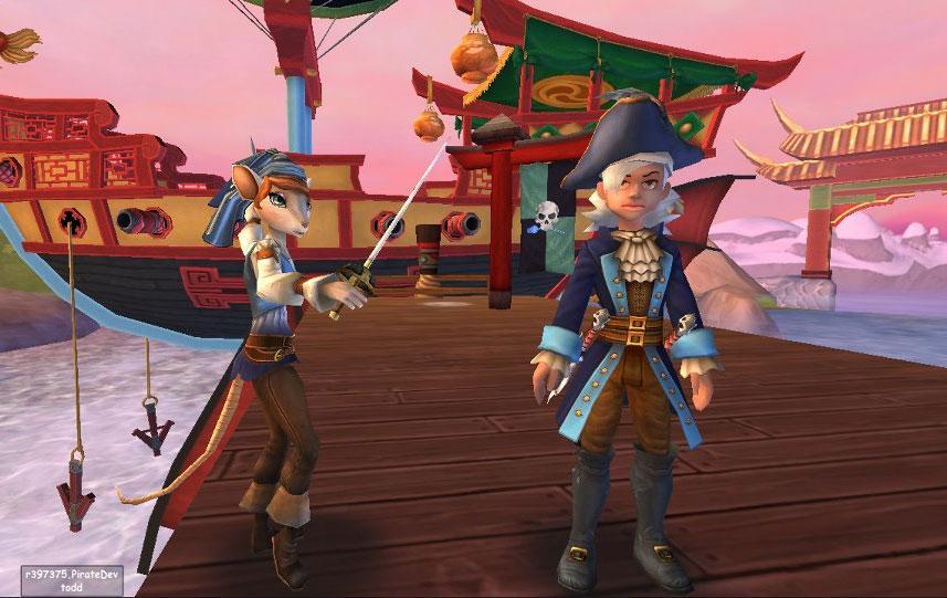 Pirate 101 - WWGDB