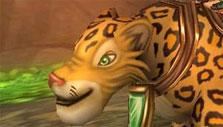 Tiger Mount in Pirate 101