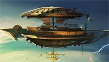 Pirate 101 Sky Ship