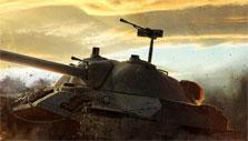 World of Tanks Sunset
