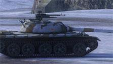 Charge in World of Tanks