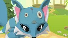 Character in Animal Jam