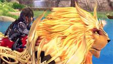 Aura Kingdom Golden Lion