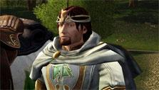 Lord of the Rings Online Rohan Knight