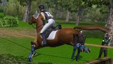 Ride: Equestrian Simulation Cross Country Jump