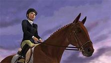 Ride: Equestrian Simulation Evening Ride