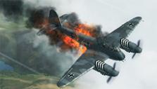 World of Warplanes I'm Hit!