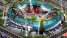 Stadium in Top Eleven