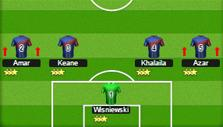 Team Selection in Top Eleven