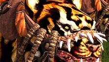 Battle Tiger in Age of Conan
