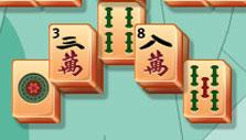 Mahjong Trails Fun Pattern
