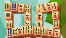 Mahjong Trails Squares