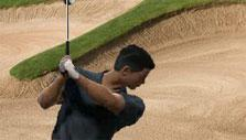Bunker Shot in World Golf Tour