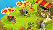 Cliff-side Store for Dofus