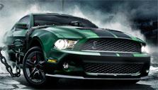Need for Speed World American Muscle