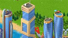 Tower Blocks in Township