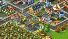 Factories & Fields in Township