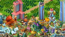 Township Huge City