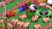 Farmville Pigs