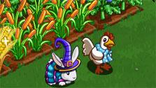 Farmville Dressed Animals