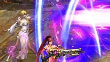 Combat in Sword Saga