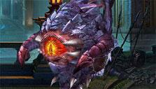 Sword Saga Dungeon Boss