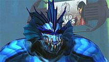 Superhero in Champions Online