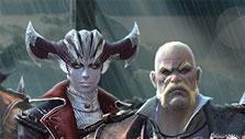 Tera Rising Characters