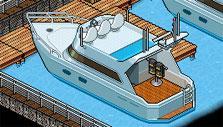 Habbo Hotel Yacht