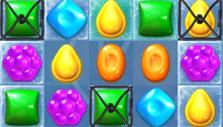 Ice in Candy Crush Soda Saga