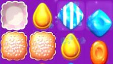 Cupcake in Candy Crush Soda Saga