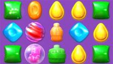 Candy Crush Soda Saga: Coloring candy