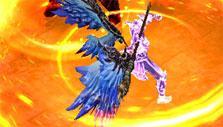 Demon Battle in Darkstar Risen