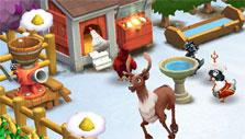 Winter in Farmville 2