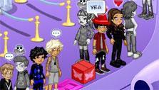 Woozworld: Speed dating queue