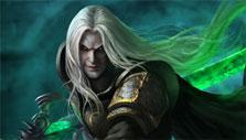 Swordsman in Nova Genesis