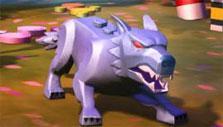 Lego Minifigures Online Wolf