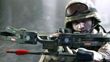 Crossbow in Soldier Front 2