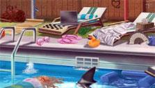 CSI: Hidden Crimes: The swimming pool