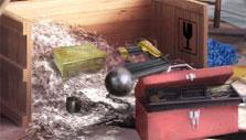 CSI: Hidden Crimes: Store room