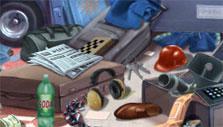 Baggage claim area in CSI: Hidden Crimes