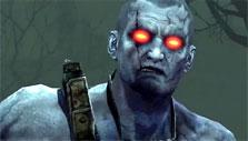 Murderous zombie in Zombies Monsters Robots