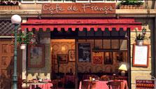 Rooms of Memory: Cafe du France