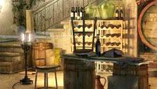 Rooms of Memory: Wine cellar
