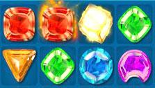 Flame crystal in Atlantis Adventure