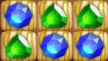Stripped tiles in Diamond Digger Saga